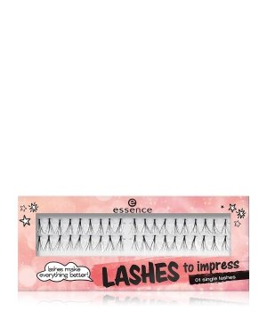 essence Lashes To Impress Single Einzelwimpern für Damen