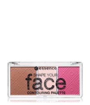 essence Shape Your Face Contouring Palette Make-up Palette für Damen