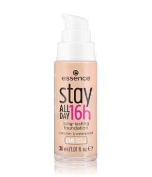 essence Stay All Day 16H Long-Lasting Flüssige Foundation 30 ml Soft Vanilla