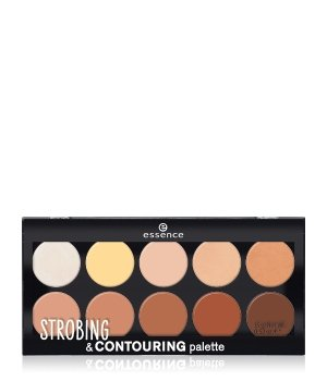 essence Strobing & Contouring Palette Make-up Palette für Damen