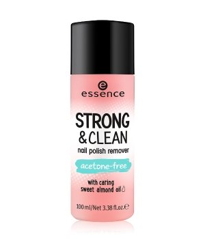 essence Strong & Clean Acetone-Free Nagellackentferner für Damen