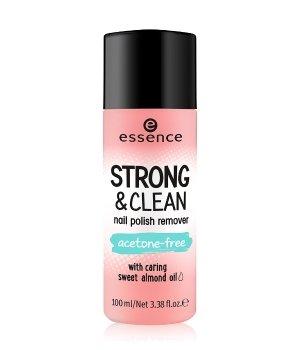 essence Strong & Clean Acetone-Free Nagellackentferner