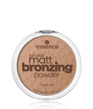 Essence  Essence Sun Club Matt Bronzing Powder Puder