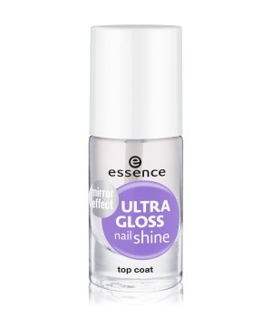 essence Ultra Gloss Nail Shine Nagelüberlack für Damen