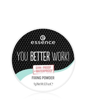 essence You Better Work!  Fixierpuder für Damen