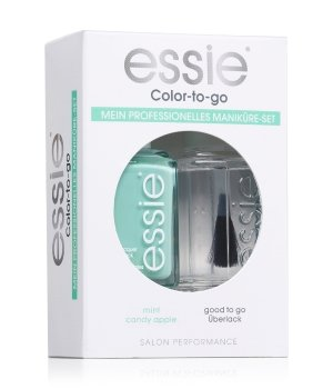 essie Color to go Mint Candy Apple Nagellack-Set für Damen