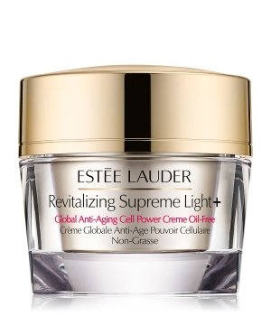 Estée Lauder Revitalizing Supreme Light + Global Anti-Aging Cell Power Creme Oil-Free Gesichtscreme für Damen