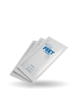 everdry Antitranspirant Feet Tuch  Fußgel für Damen und Herren
