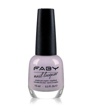 FABY Cream  Nagellack für Damen