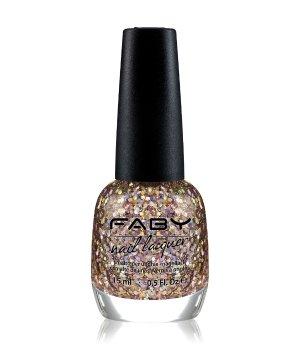 FABY Glitter  Nagellack für Damen