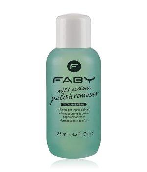 FABY Mild-Acetone  Nagellackentferner für Damen