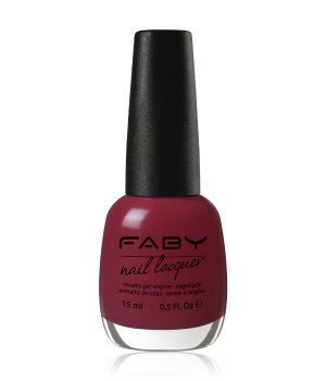 FABY Posh Collection  Nagellack für Damen