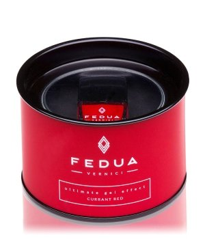 FEDUA Ultimate Gel Effect Currant Red Nagellack Currant Red