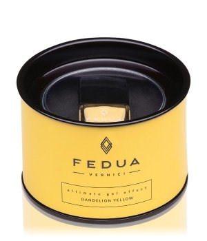 FEDUA Ultimate Gel Effect Dandellion Yellow Nagellack für Damen