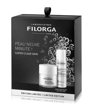 Filorga Clean & Radiant   Gesichtspflegeset für Damen und Herren