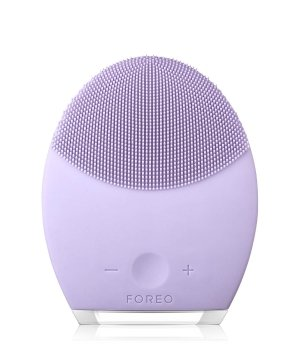 FOREO Luna 2 For Sensitive Skin Gesichtsbürste für Damen und Herren