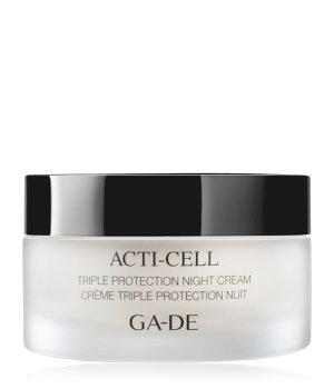 GA-DE Acti-Cell Triple Protection Nachtcreme für Damen