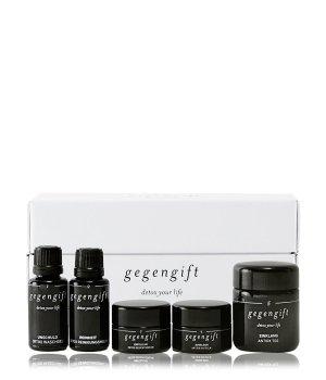 gegengift Detox 5-Phasen Travel-Set Körperpflegeset für Damen und Herren