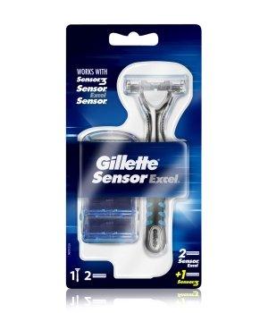 Gillette SensorExcel Universal mit 3 Klingen Rasierer für Herren