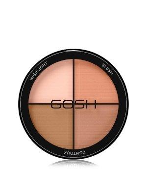 GOSH Copenhagen Contour'n Strobe  Make-up Palette für Damen und Herren