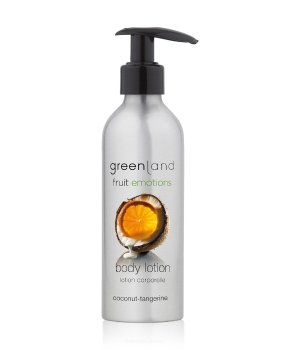 Greenland Fruit Emotions Coconut-Tangerine Bodylotion für Damen