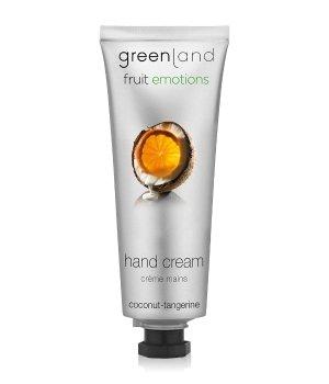 Greenland Fruit Emotions Coconut-Tangerine Handcreme für Damen und Herren