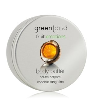 Greenland Fruit Emotions Coconut-Tangerine Körperbutter für Damen
