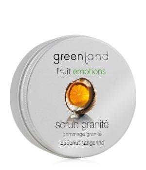Greenland Fruit Emotions Coconut-Tangerine Scrub Granité Körperpeeling für Damen und Herren