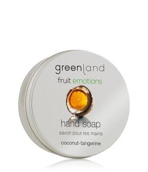 Greenland Fruit Emotions Coconut-Tangerine Stückseife für Damen