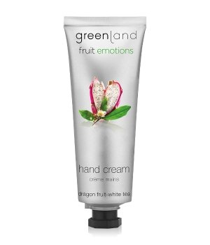 Greenland Fruit Emotions Dragon Fruit-White Tea Handcreme für Damen und Herren