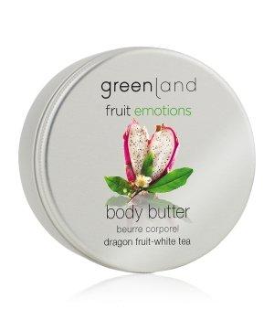 Greenland Fruit Emotions Dragon Fruit-White Tea Körperbutter für Damen und Herren