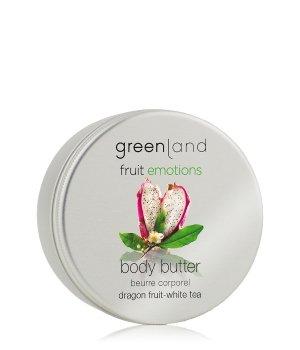 Greenland Fruit Emotions Dragon Fruit-White Tea Körperbutter für Damen