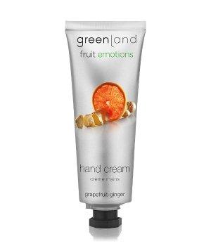 Greenland Fruit Emotions Grapefruit-Ginger Handcreme für Damen und Herren