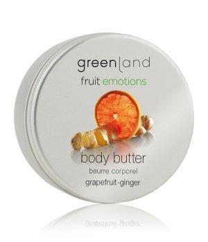 Greenland Fruit Emotions Grapefruit-Ginger Körperbutter für Damen