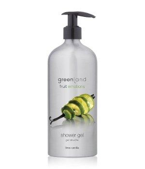 Greenland Fruit Emotions Lime-Vanilla Duschgel für Damen