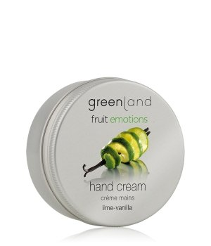 Greenland Fruit Emotions Lime-Vanilla Handcreme