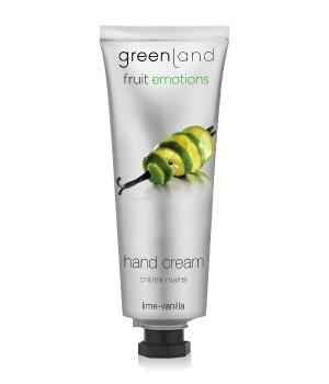 Greenland Fruit Emotions Lime-Vanilla Handcreme für Damen und Herren