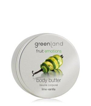 Greenland Fruit Emotions Lime-Vanilla Körperbutter für Damen