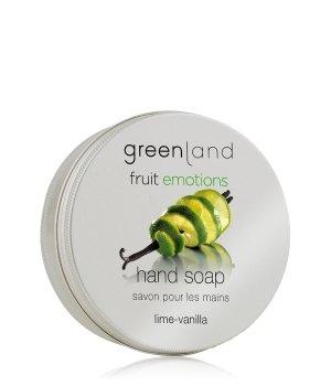 Greenland Fruit Emotions Lime-Vanilla Stückseife für Damen