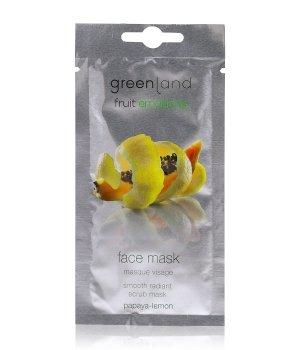 Greenland Fruit Emotions Papaya-Lemon Gesichtsmaske für Damen
