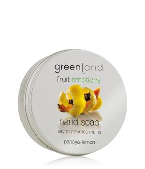 Greenland Fruit Emotions Papaya-Lemon Stückseife für Damen
