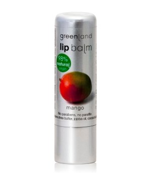 Greenland Lip balm Mango Lippenbalsam für Damen