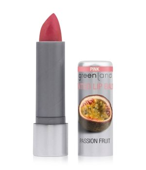 Greenland Tinted Lip Balm Passion Fruit Lippenbalsam für Damen