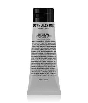 Grown Alchemist Shaving Gel Sandalwood & Sage Rasiergel für Damen und Herren