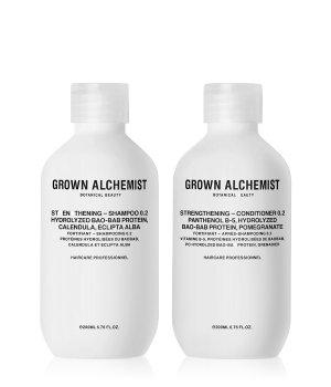 Grown Alchemist Strengthening 0.2  Haarpflegeset für Damen und Herren