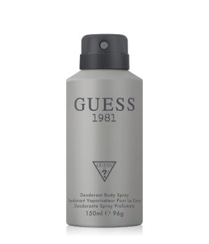 Guess 1981 For Men Deodorant Spray für Herren