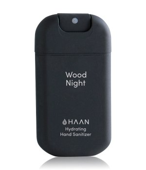 HAAN Pocket Wood Night Händedesinfektionsmittel für Damen