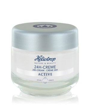 Heliotrop Active 24H Gesichtscreme für Damen