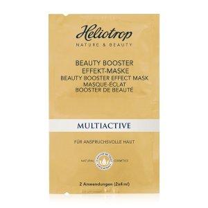 Heliotrop Multiactive Beauty Booster Effekt Gesichtsmaske für Damen