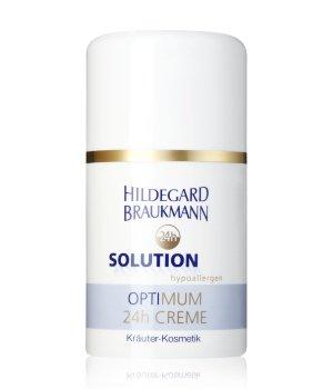 Hildegard Braukmann 24h Solution  Gesichtscreme für Damen
